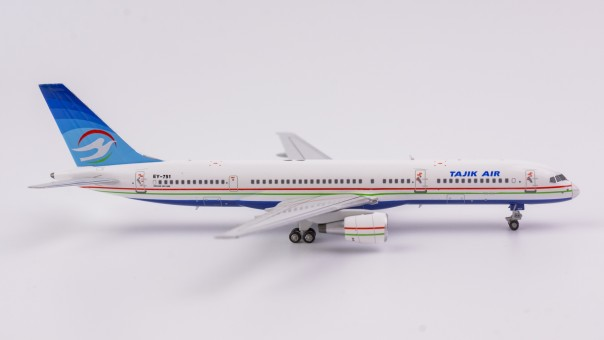 Tajik Air 752 EY-751 Tajikistan Airline NG Models 53061 scale 1:400