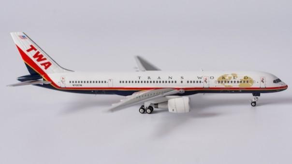 TWA 752 Trans World N706TW NG Models 53098 scale 1:400