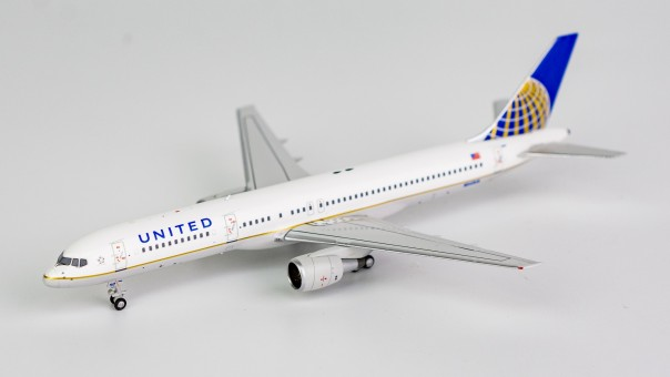 United Airlines 757-200 N543UA(n/c; none winglets) NG53110 NG Model Scale 1:400