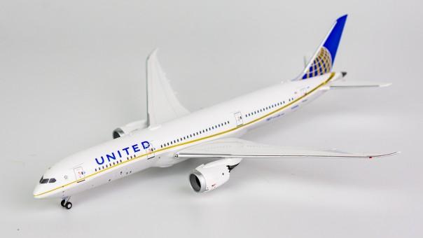 United Airlines Boeing B787-9 N15969 NGModel NG55017 Scale 1:400