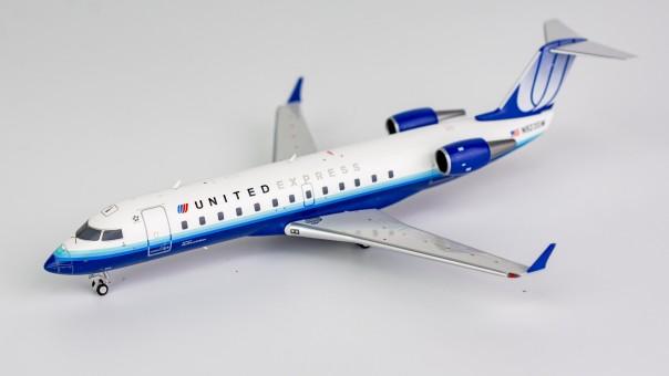 United Express CRJ-200LR N923SW (Blue Tulip livery) NG52021 NG Models 1-200
