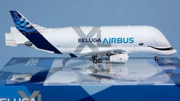 Test Flight Beluga XL Airbus Transport A330-743 F-WBXL NG 60001 scale 1:400