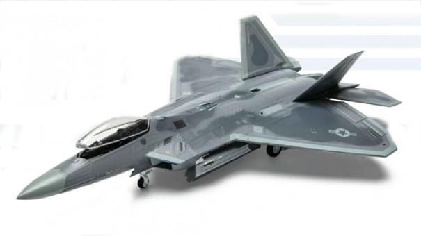 Lockheed Martin F-22 Raptor 49th FW Commander Air Force 1 AF1-0117A Scale 1:72