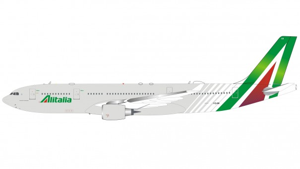Alitalia Airbus A330-202 I-EJGB InFlight IF332AZ002 Limited production of 57 units scale 1:200