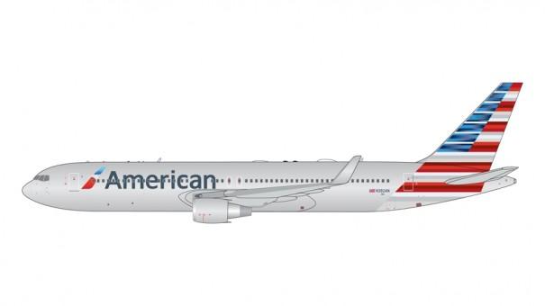 American Boeing 767-300ER N392AN Gemini Jets GJAAL1866 scale 1:400