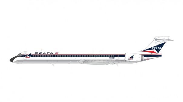 Delta Widjet livery MD-90 N916DN McDonnell Douglas Gemini 200 G2DAL043 scale 1:200