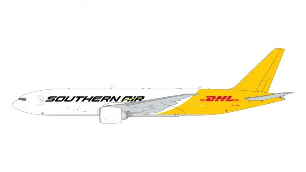 Southern Air Cargo Boeing 777F N775SA Gemini Jets GJSOO2014 die cast scale 1:400