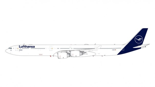 Lufthansa Airbus A340-600 New Livery D-AIHI G2DLH797 scale 1:200