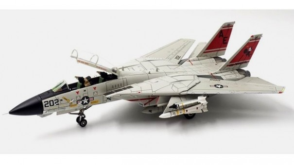 USN Tomcatters F-14A Grumman Tomcat VF-31 AE202 USS Forrestal Calibre Wings CL-CA721412 scale 1:72