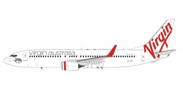 Virgin Australia Boeing 737-800 VH-VOO NG models 58052 scale 1:400