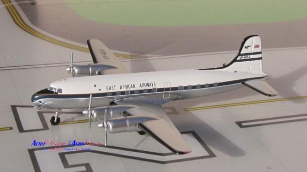 East African Airways CL-4 Argonaut DC-4 VP-KOJ 1:400