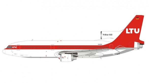 LTU Lockheed L-1011-500 TriStar D-AERV NG Models 35010 scale 1:400
