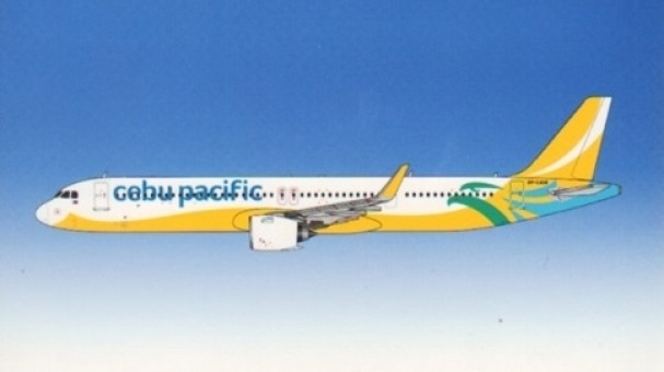 Cebu Pacific Airbus A321neo RP-C4118 Gemini Jets CEB2321 scale 1:200