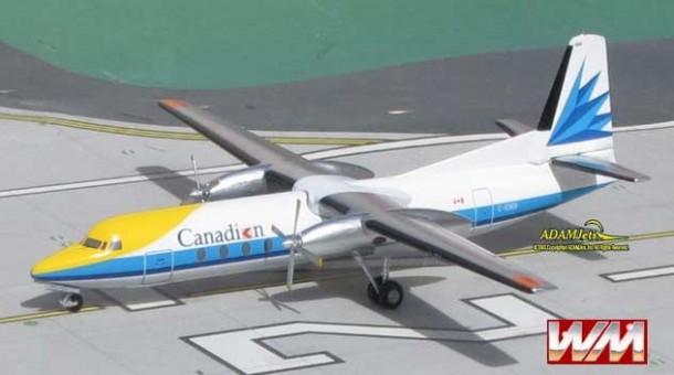 Canadien Fairchild FH-227 C-GNDI Aeroclassics AC219448 scale 1:200