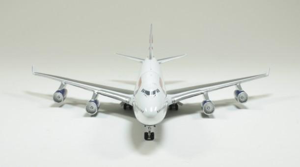British airways B747-400 G-CIVB IF5744030 Inflight Model Scale 1:500