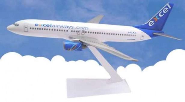 Flight Miniatures XL Airways UK Boeing B737