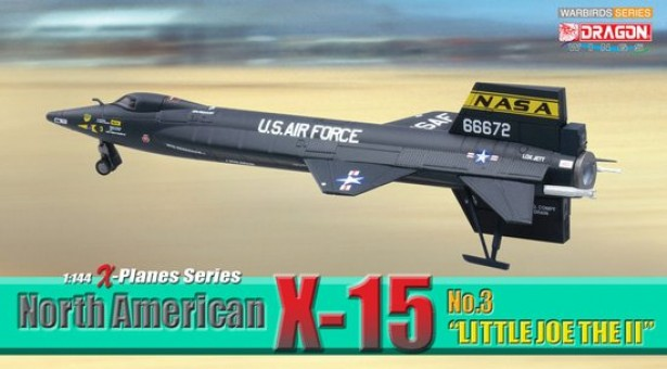 "1/144 North American X-15 No.3 ""Little Joe The II"""