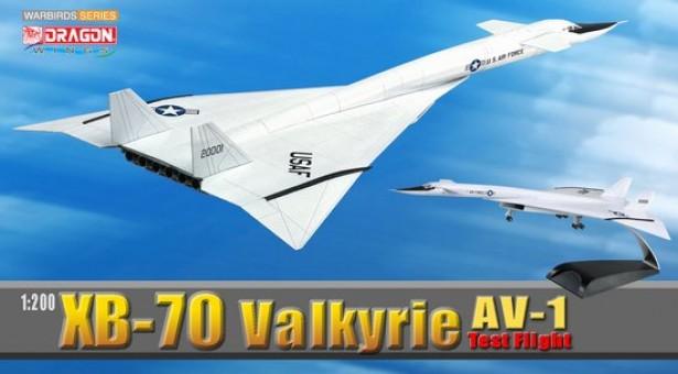 1/200 XB-70 Valkyrie AV-1 Test Flight Warbirds DRW-52003