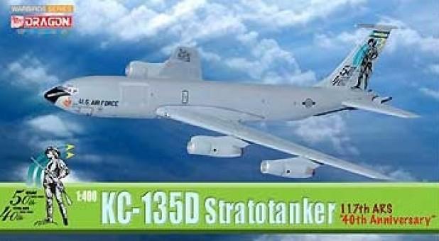 """1/400 USAF KC-135D 117th ARS Kansas ANG """"40th"""""""