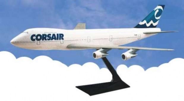 Flight Miniatures CorsAir Boeing B747