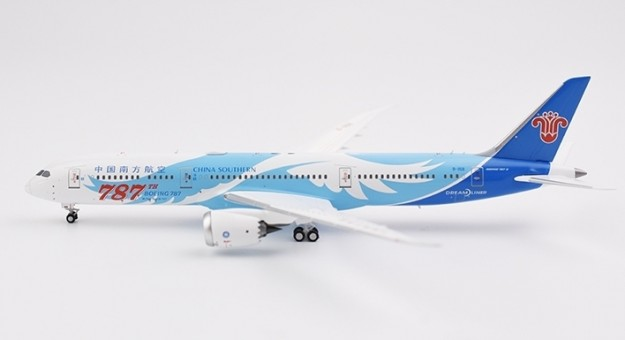China Southern 787-9 the 787th Boeing 787 B-1168 (1:400) NG 55011 scale 1:400