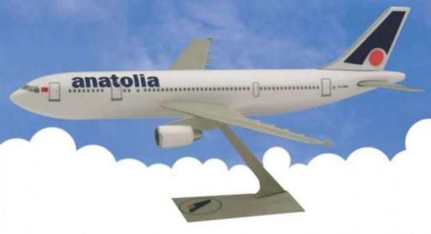 Flight Miniatures Air Anatolia Airbus A300
