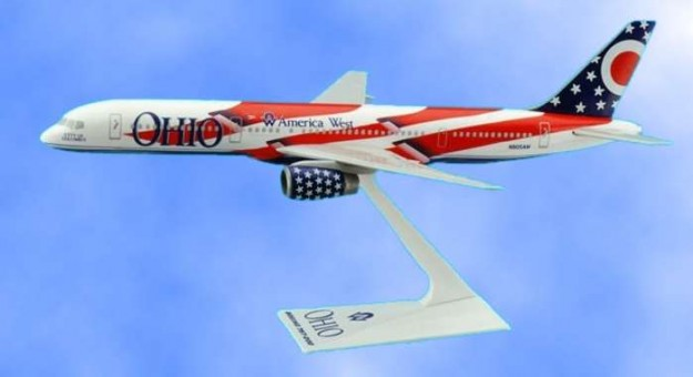 Flight Miniatures America West Airlines Boeing B757