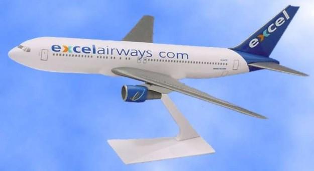 Flight Miniatures XL Airways UK Boeing B767