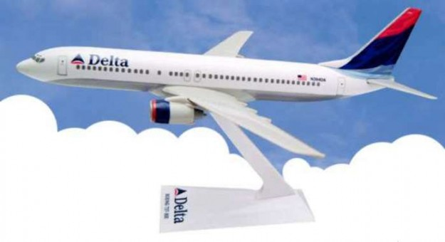 Flight Miniatures Delta Airlines Boeing B737