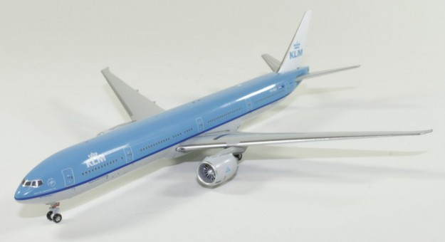 KLM B777-300ER  PH-BVI 1:400 Scale Witty Wings