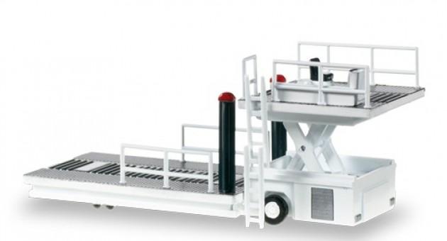Scenix Container Loader Herpa 557542 Scale 1:200