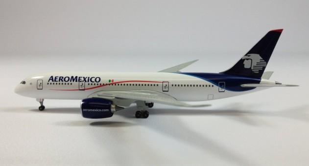 Aeromexico B787-8 Dragon Wings 1:400
