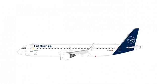 Lufthansa New Livery Airbus A321neo D-AIEA die-cast 19009 scale 1:400