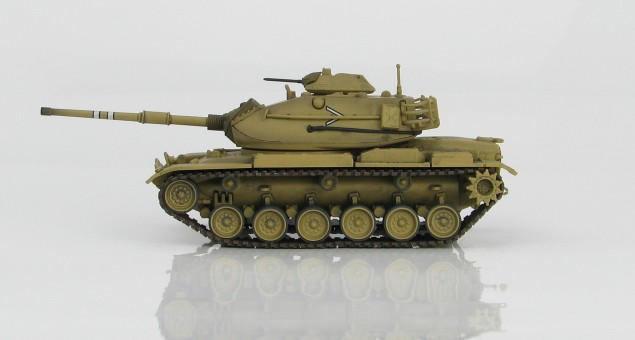 M60A1 Patton Tank Israel Defence Force 1960 Hobby Master HG5602 Scale 1:72