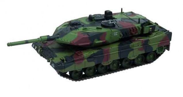 Eaglemoss Leopard 2A5 Die Cast Model  EM-CV003 Scale 1:72