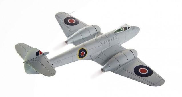 RAF Gloster Meteor F.MK Germany 1945 AA27402 Corgi Scale 1:72