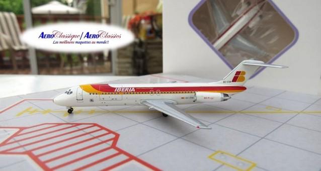 Rare: Iberia DC-9-32 EC-CTR  New Color Aero Classics 1:400