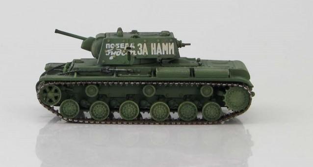 Soviet KV-1E 6th Tank Regiment WWII 1943 Hobby Master HG3011 Scale 1:72