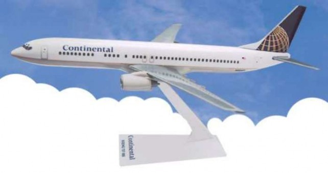 Flight Miniatures Continental Airlines Boeing B737
