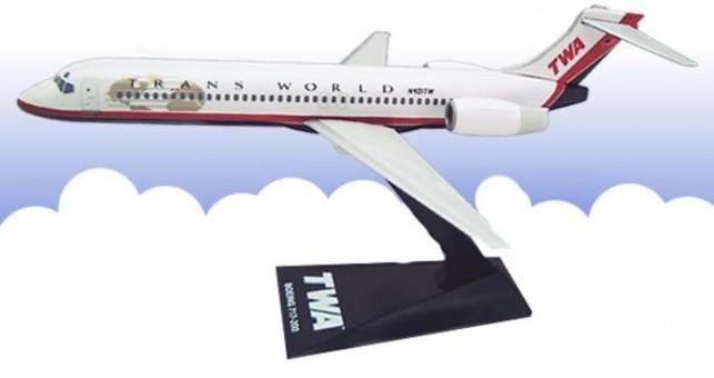 Flight Miniatures TWA Boeing B717