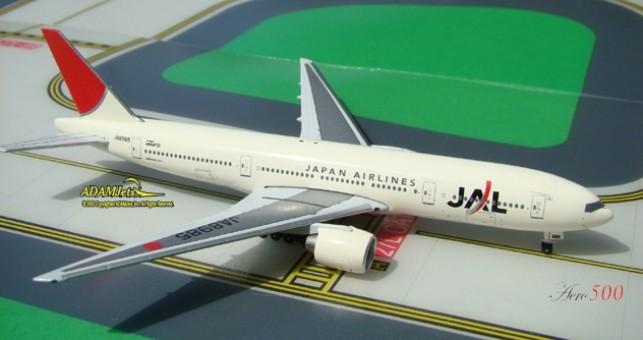 Sale! JAL Boeing 777-300 Aero Classics Scale A500JA8985 1:500