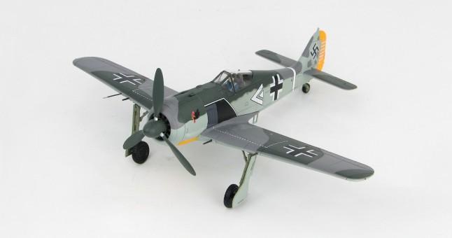 Fw 190A-4 Hauptmann Egon Mayer Hobby Master HA7424 Gruppenkommandeur III./JG 2 Cherbourg-Theville February 1943  Scale 1:48