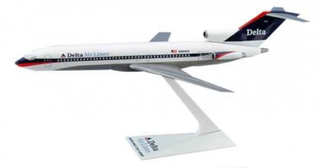 Flight Miniatures Delta Airlines Boeing B727