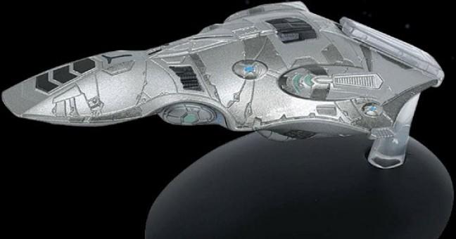 Voth Research Vessel Star Trek Universe EagleMoss Die-Cast EM-ST0062