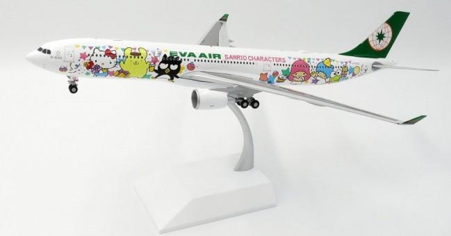 EVA Air Sanrio special Airbus A330-300 B-16333 Stand JC2EVA155 scale 1:200