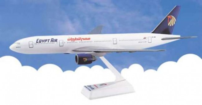 Flight Miniatures Egypt Air Boeing B777