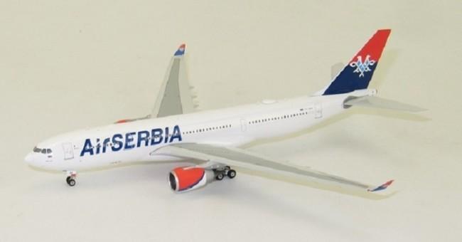 Air Serbia Airbus A330-200 YU-ARA Phoenix 11348 Die-Cast Scale 1:400