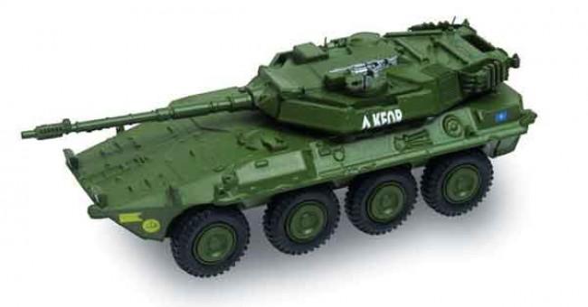 Eaglemoss B1 Centauro Die Cast Model  EM-CV008 Scale 1:72