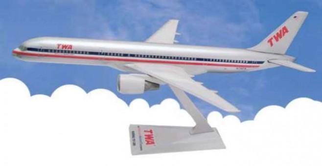 Flight Miniatures TWA Boeing B757
