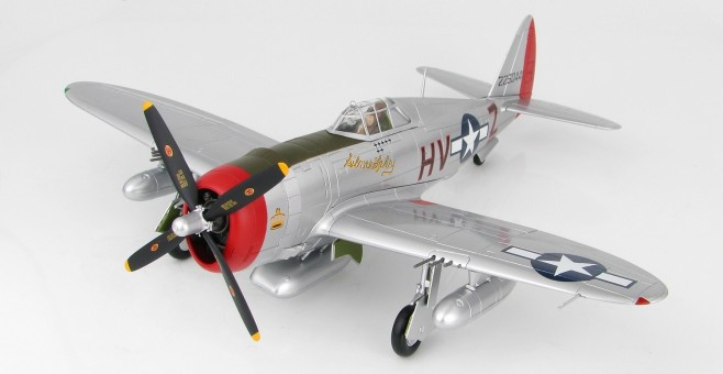 USAF P-47D Thunderbolt